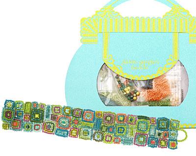 Glass Garden Gee's Sorbet Bend Cuff Kit