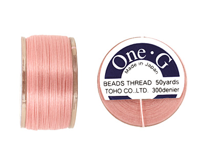 TOHO One-G Pink Thread