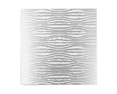 Lillypilly Silver Zebra Anodized Aluminum Sheet 3