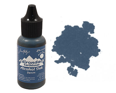 Adirondack Denim Alcohol Ink 15ml