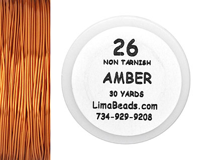 Parawire Amber 26 Gauge, 30 Yards