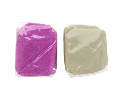 Fuchsia Crystal Clay 25 grams