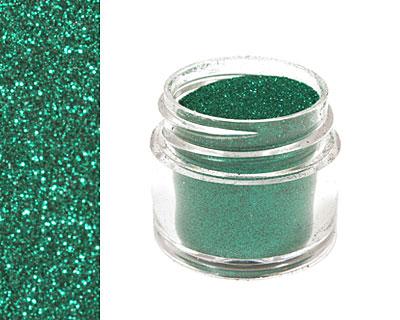 Regal Green Microfine Opaque Glitter 1/4 oz.