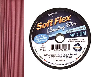 Soft Flex Garnet .019