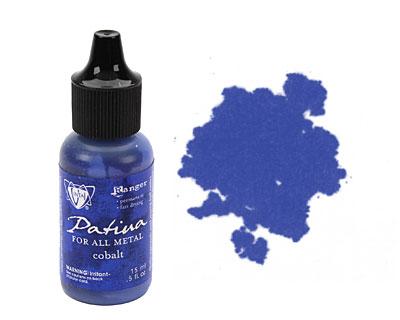 Vintaj Cobalt Patina 15ml
