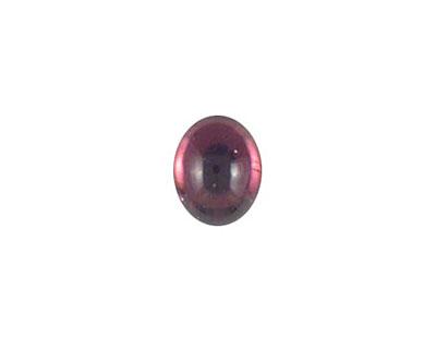 Nunn Design Amethyst Glass Oval 8x10mm