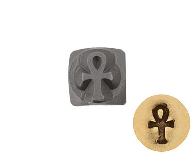 Ankh Metal Stamp 5mm