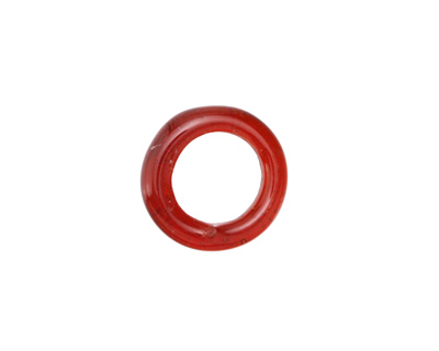 African Recycled Glass Pomegranate Dogun Mini Ring 10-14mm