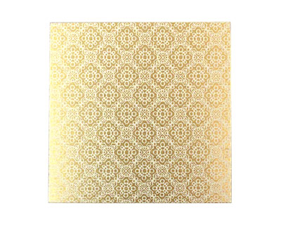 Lillypilly Gold Doily Anodized Aluminum Sheet 3