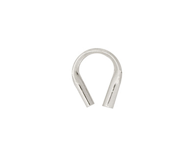 Sterling Silver Wire Protector 3mm