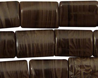 Antique Jasper Thin Pillow 18x13mm