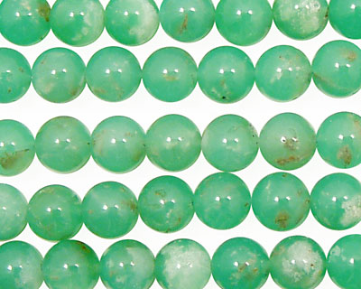 Chrysoprase Round 7-8mm