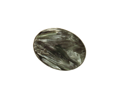Seraphinite Oval Cabochon 15x20mm