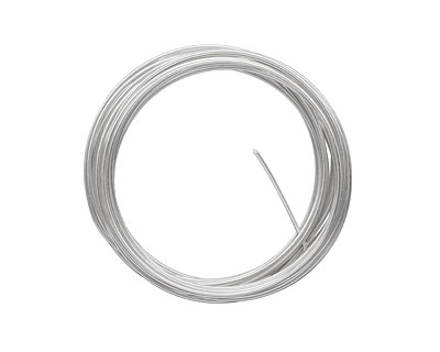 Parawire Non-Tarnish Silver 16 Gauge, 5 Yards
