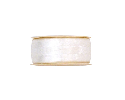 Nymo White Size D (0.3mm) Thread