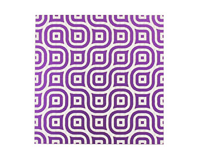 Lillypilly Purple Maze Anodized Aluminum Sheet 3