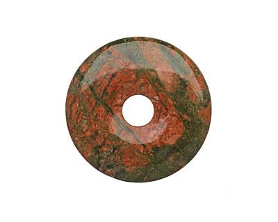 Unakite Donut 40mm