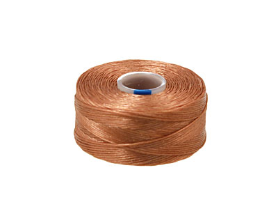 C-Lon Light Brown Size AA Thread