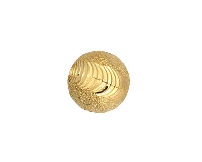 Hamilton Gold Finish Round w/ Crescent 14mm