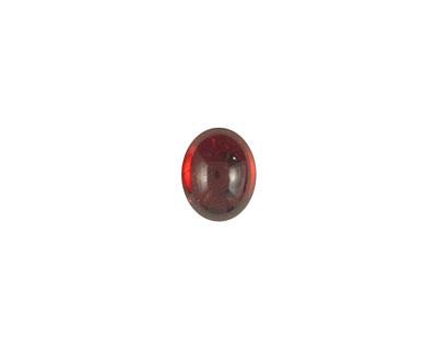 Nunn Design Garnet Glass Oval 8x10mm