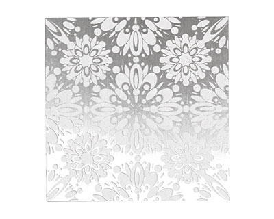 Lillypilly Silver Kaleidoscope Anodized Aluminum Sheet 3