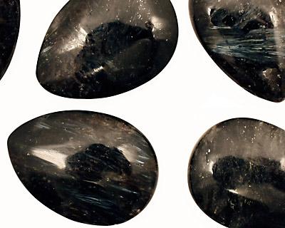 Astrophylite Flat Teardrop 18x25mm
