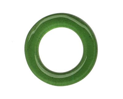 Green Wine Glass Bottle Ring 25-35mm