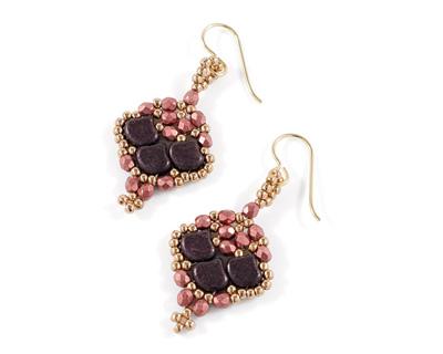 Heartfelt Earrings Pattern