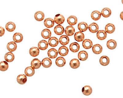 TierraCast Copper Round 2mm