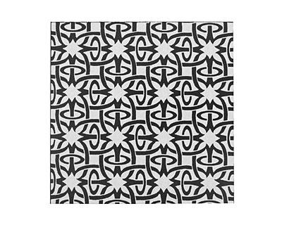 Lillypilly Black Starburst Anodized Aluminum Sheet 3