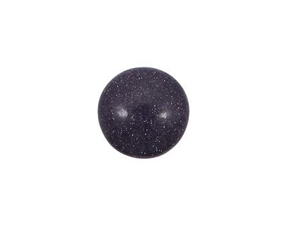 Blue Goldstone Round Cabochon 15mm