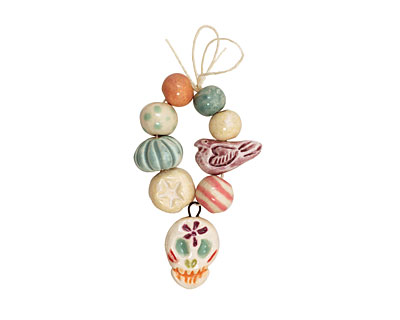 Gaea Ceramic Sugar Skull Bundle