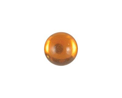 Nunn Design Amber Glass Circle 13mm