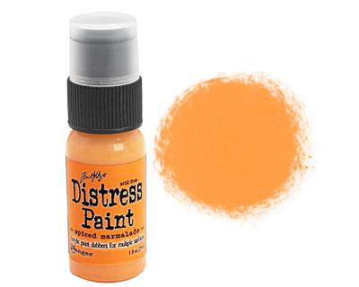 Tim Holtz Spiced Marmalade Distress Paint Dabber 29ml