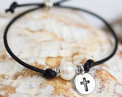 TierraCast Faith Mantra Bracelet Kit