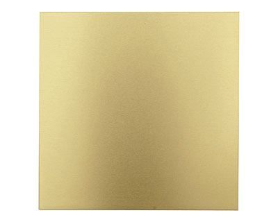 Lillypilly Gold Anodized Aluminum Sheet 3