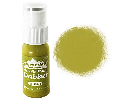 Adirondack Lettuce Acrylic Paint Dabber 29ml