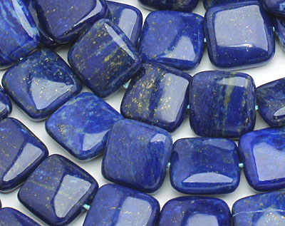 Lapis Puff Square 14mm