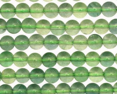 Green Fluorite (A) Round 6mm
