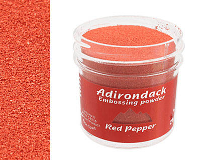 Adirondack Red Pepper Embossing Powder 21g