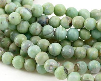 Verde Terra Agate Round 8mm