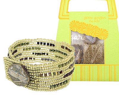 Glass Garden Cathy's Ndebele Bracelet Kit