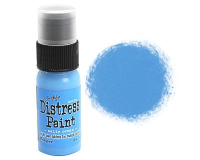 Tim Holtz Salty Ocean Distress Paint Dabber 29ml