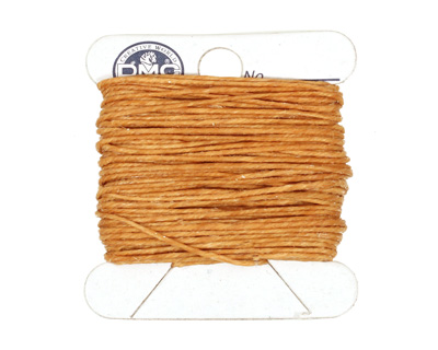 Butterscotch Irish Waxed Linen 4 ply