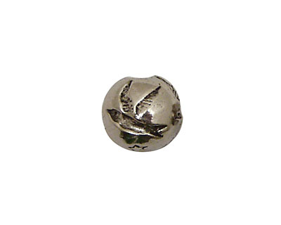 Green Girl Pewter Barn Swallow Ball 11mm