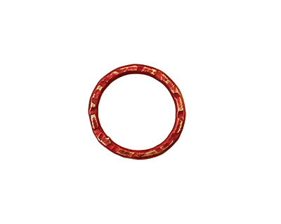 Missficklemedia Patinated Russet Link 16mm