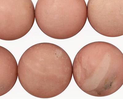 Pink Opal Round 20mm