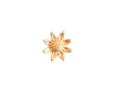 Nunn Design Brass Mini Daisy Embellishment 12mm