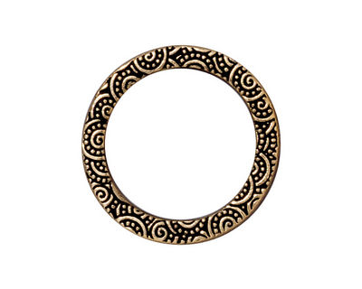 TierraCast Antique Gold (plated) 1