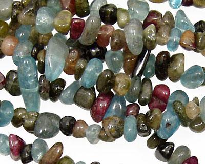 Multi Stone (Tourmaline & Apatite) Chips